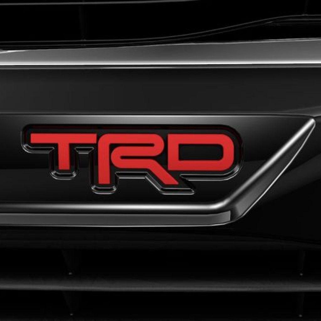 Новый Toyota Fortuner TRD уже в России