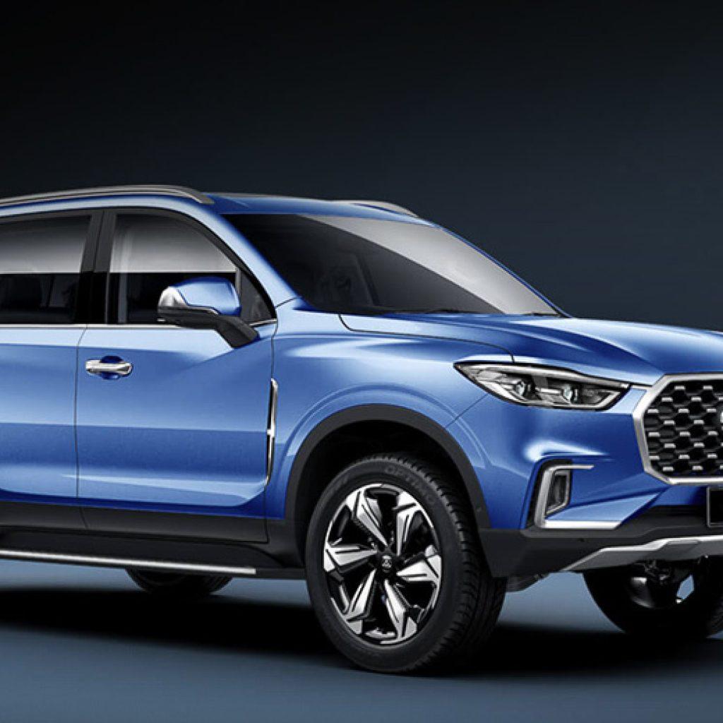 В 2020 году Тойота Фортунер получит еще одного конкурента