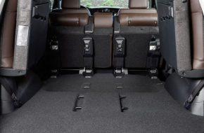 Багажник Тойота Фортунер – размеры, фото, достоинства и недостатки